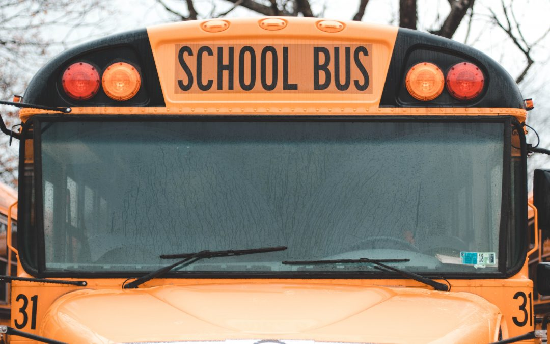 3 Benefits of Using Telematics in School Buses