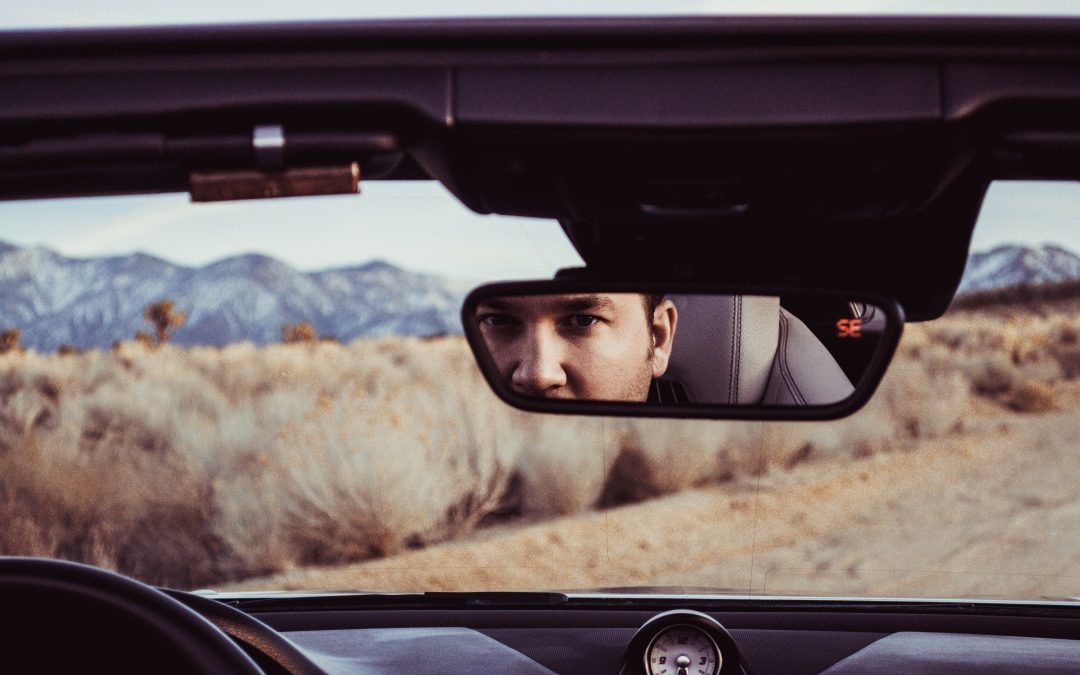 Increasing Backing Safety with Backup Cameras