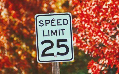 Costs of Speeding