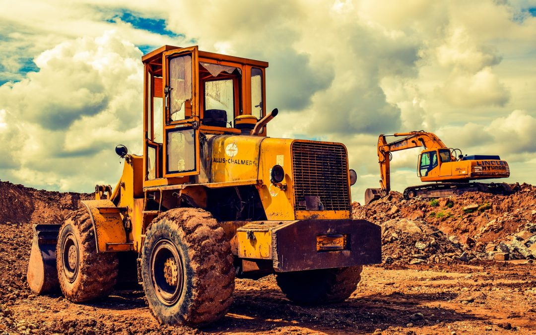 4 Benefits of Construction Vehicle Telematics