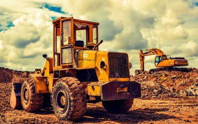 4 Benefits of Construction Vehicle Telematics