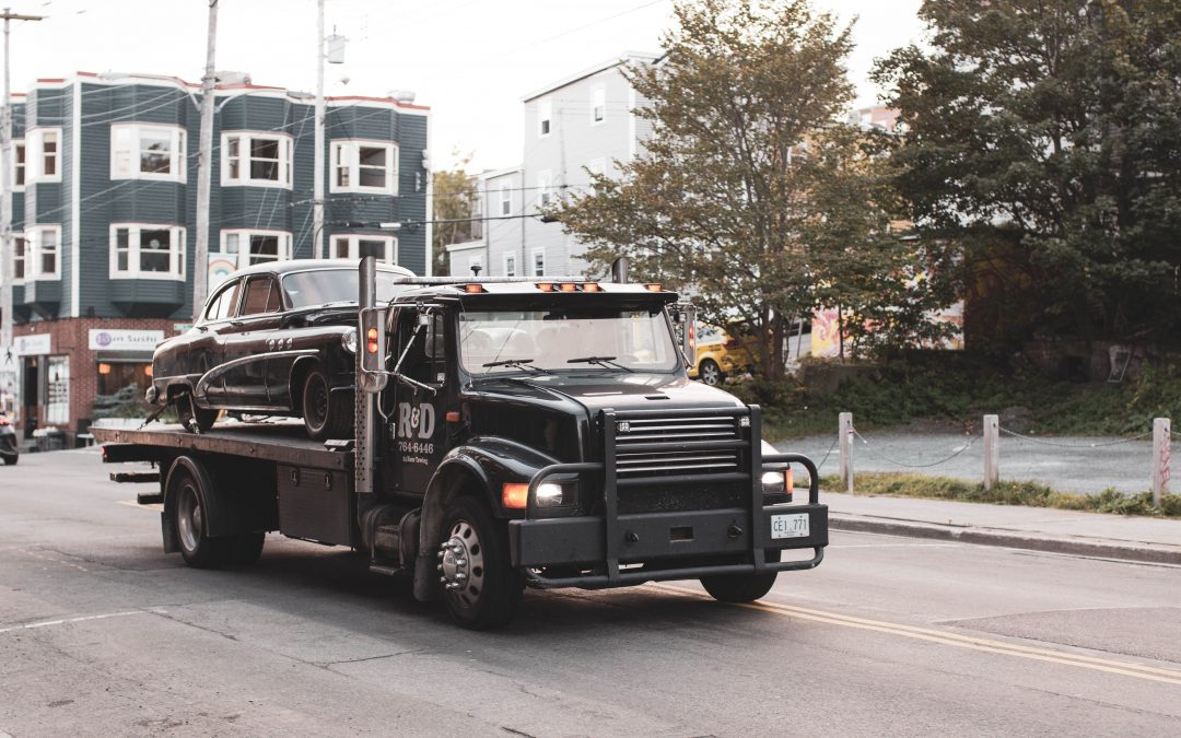 The Benefits of Telematics for Towing Companies