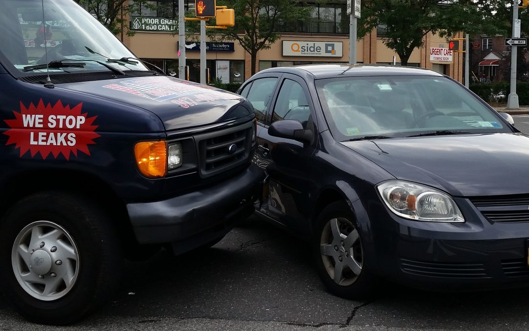 How Fleets Can Prevent Staged Accident Scams