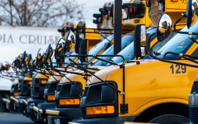 Increasing School Bus Safety with Fleet Telematics