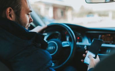 Preventing Distracted Driving in Your Fleet